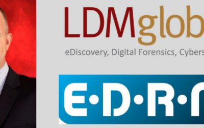 Conor Looney Appointed To The Global Advisory Council Of EDRM